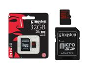 CARTAO DE MEMORIA CLASSE 10 KINGSTON SDCA3/32GB - 13938-2