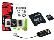 CARTAO DE MEMORIA CLASSE 10 KINGSTON MBLY10G2/32GB - 18823-2