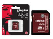 CARTAO DE MEMORIA CLASSE 10 KINGSTON SDA3/32GB - 20796-5