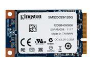 SSD MSATA NUC CUBI BRIX KINGSTON SMS200S3/120G - 22206-0