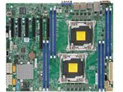 PLACA MAE SERVIDOR INTEL DUAL LGA2011-3 SUPERMICRO MBD-X10DRL-I-O - 22344-6