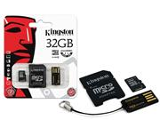 CARTAO DE MEMORIA CLASSE 4 KINGSTON MBLY4G2/32GB - 22705-6