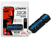 PEN DRIVE USB 3.0 KINGSTON DTR30G2/32GB - 22882-0