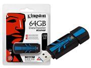 PEN DRIVE USB 3.0 KINGSTON DTR30G2/64GB - 22919-9
