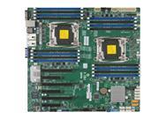 PLACA MAE SERVIDOR INTEL DUAL LGA2011-3 SUPERMICRO MBD-X10DRI-O - 23295-4