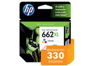 CARTUCHO DE TINTA INK ADVANTAGE HP SUPRIMENTOS CZ106AB - 23333-0