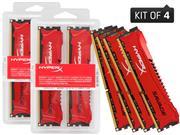 MEMORIA DESKTOP GAMER DDR3 HYPERX HX324C11SRK4/32 - 23428-9