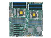 PLACA MAE SERVIDOR INTEL DUAL LGA2011-3 SUPERMICRO MBD-X10DRI-LN4+-O - 23905-1
