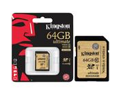 CARTAO DE MEMORIA CLASSE 10 KINGSTON SDA10/64GB - 26373-5