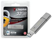PEN DRIVE CRIPTOGRAFIA KINGSTON DTLPG3/32GB - 27775-2