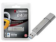 PEN DRIVE CRIPTOGRAFIA KINGSTON DTLPG3/64GB - 27776-6
