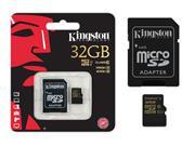 CARTAO DE MEMORIA CLASSE 10 KINGSTON SDCA10/32GB - 28288-8