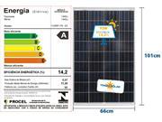 PAINEL SOLAR YINGLI ALDO SOLAR YL100P-17B - 51870-8