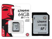 CARTAO DE MEMORIA CLASSE 10 KINGSTON SD10VG2/64GB - 30065-8