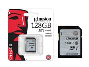 CARTAO DE MEMORIA CLASSE 10 KINGSTON SD10VG2/128GB - 30066-2