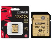 CARTAO DE MEMORIA CLASSE 10 KINGSTON SDA10/128GB - 30067-6