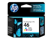 CARTUCHO DE TINTA INK ADVANTAGE HP SUPRIMENTOS CZ638AL - 30145-4