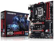 PLACA MAE LGA 1151 INTEL GIGABYTE GA-H170-GAMING - 30526-0