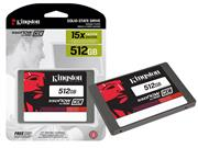 SSD DESKTOP NOTEBOOK CORPORATIVO KINGSTON SKC400S37/512G - 31280-9