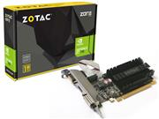 GEFORCE ZOTAC GT MAINSTREAM NVIDIA ZT-71301-20L - 31404-5