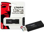 PEN DRIVE USB 3.0 KINGSTON DT100G3/128GB - 31474-6
