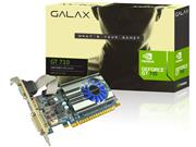 GEFORCE GALAX GT MAINSTREAM NVIDIA 71GPH4HXJ4FN - 31561-3