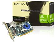 GEFORCE GALAX GT MAINSTREAM NVIDIA 71GGH4HXJ4FN - 31562-7