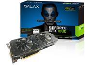GEFORCE GALAX GTX ENTUSIASTA NVIDIA 80NSJ6DHL4EC - 31965-7