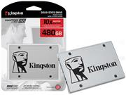 SSD DESKTOP NOTEBOOK ULTRABOOK KINGSTON SUV400S37/480G - 32371-3