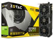GEFORCE ZOTAC GTX ENTUSIASTA NVIDIA ZT-P10700B-10P - 32403-2