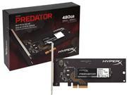SSD GAMER HYPERX SHPM2280P2H/480G - 32649-2