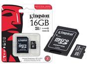 CARTAO DE MEMORIA CLASSE 10 KINGSTON SDCIT/16GB - 32952-3
