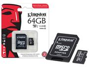 CARTAO DE MEMORIA CLASSE 10 KINGSTON SDCIT/64GB - 32954-1