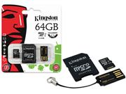 CARTAO DE MEMORIA CLASSE 10 KINGSTON MBLY10G2/64GB - 32955-5