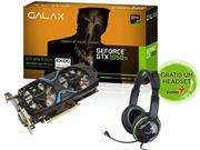 GEFORCE GALAX GTX PERFORMANCE NVIDIA 50IQH8DVN6EC - 33181-3