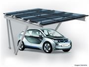 GARAGEM SOLAR CENTRIUM ENERGY GEF-2430EES - 34423-0