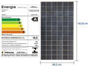 PAINEL SOLAR CANADIAN CENTRIUM ENERGY CS6K-270P - 34767-4