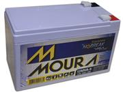 BATERIA MOURA ALDO SOLAR 12MVA-9 - 36335-1