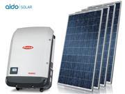 GERADOR DE ENERGIA ONDULADA  ALDO SOLAR GEF-10560FM - 37988-1