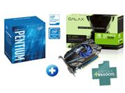 GEFORCE GALAX GT MAINSTREAM NVIDIA 30NPH4HVQ4ST - 38546-4