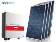 GERADOR DE ENERGIA ONDULADA  ALDO SOLAR GEF-3300CM - 39391-6