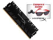 MEMORIA DESKTOP GAMER DDR4 HYPERX HX430C15PB3/8 - 39650-6