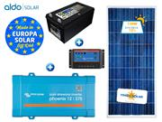 GERADOR DE ENERGIA VICTRON OFF GRID ALDO SOLAR GEF-OGV375120PG - 39777-2