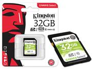 CARTAO DE MEMORIA CLASSE 10 KINGSTON SDS/32GB - 39788-9