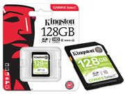 CARTAO DE MEMORIA CLASSE 10 KINGSTON SDS/128GB - 39790-0