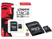 CARTAO DE MEMORIA CLASSE 10 KINGSTON SDCS/128GB - 39797-8
