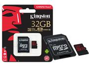 CARTAO DE MEMORIA CLASSE 10 KINGSTON SDCR/32GB - 39803-7