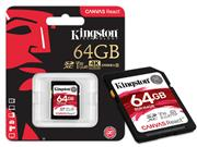 CARTAO DE MEMORIA CLASSE 10 KINGSTON SDR/64GB - 39804-1