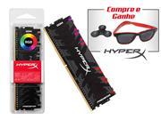 MEMORIA DESKTOP GAMER DDR4 HYPERX HX429C15PB3A/8 - 40338-7