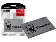SSD SATA DESKTOP NOTEBOOK KINGSTON SUV500/480G - 40352-9
